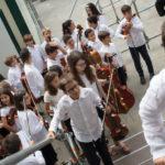 Pruebas de acceso a la Orquesta de niños de la Sinfónica de Galicia curso 2018-2019