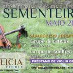 Evento expirado:Sementeira, proyecto de iniciación al violín folk en Galicia