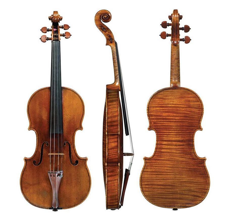 "Antonio Stradivari violin ""il Cremonese"""
