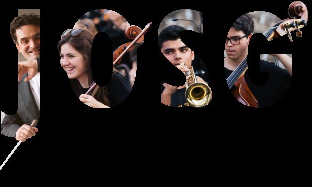 Evento expirado:La Joven Orquesta Sinfónica de Granada convoca audiciones para la temporada 2018-2019