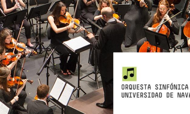 Audiciones de ingreso en la Orquesta Sinfónica Universidad de Navarra