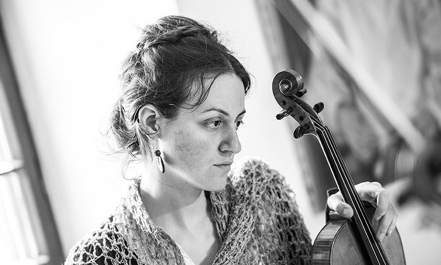 Masterclass y concierto de viola de Danka Nikolic en Sevilla