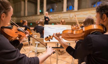 La Orquesta Nacional de España (OCNE) selecciona viola tutti