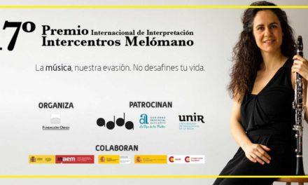 17ª Edición de Premio Internacional de Interpretación Intercentros Melómano