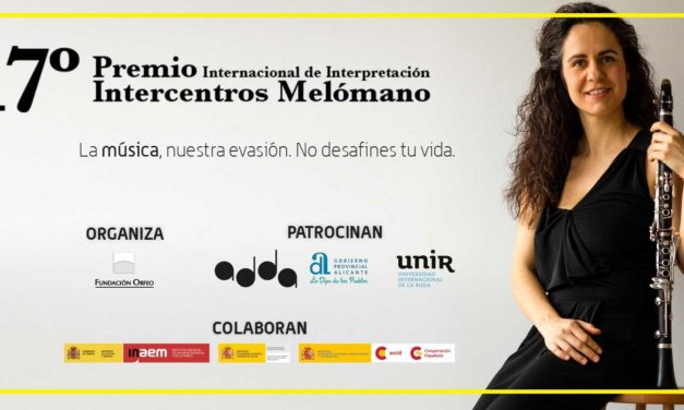 Evento expirado:17ª Edición de Premio Internacional de Interpretación Intercentros Melómano