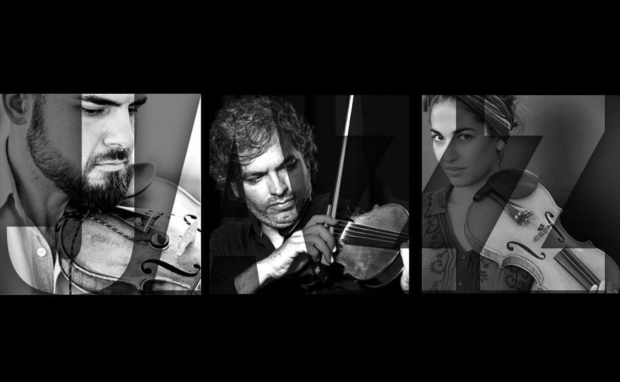 Evento expirado:Fiesta de violín jazz en Madrid