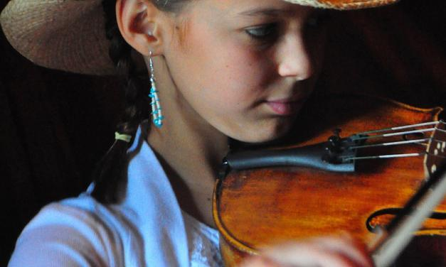 Taller gratuito de fiddle folk en Madrid