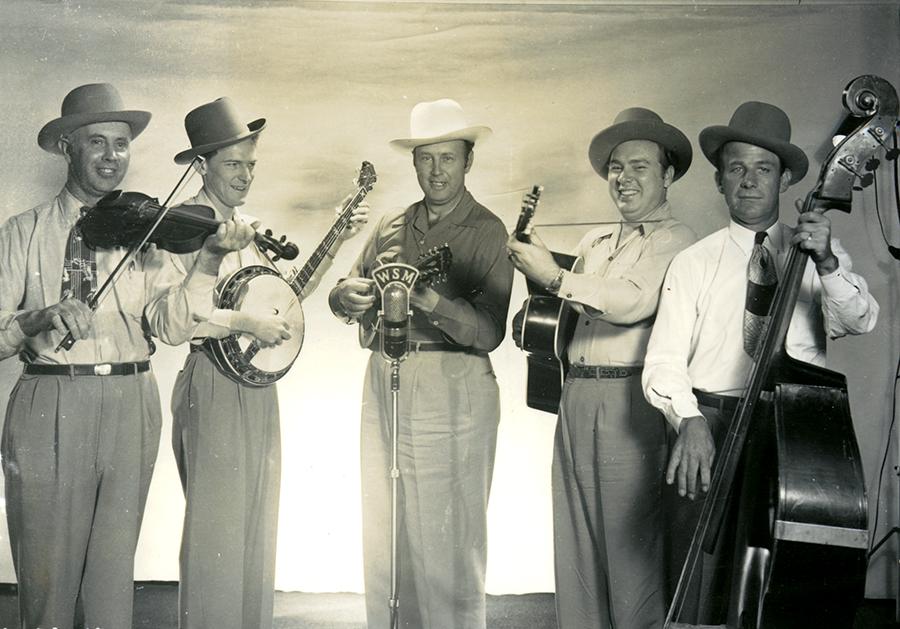 Los fundamentos del bluegrass, parte 1ª: la historia