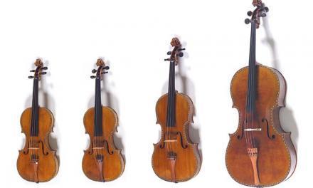 """""""Comprender y reproducir el trabajo cremonés. Silueta, fileteado y bordes en los violines de Stradivari"""", taller en la escuela de luthería BELE"""