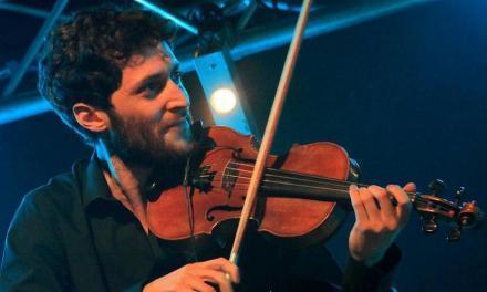 Masterclass de violín jazz con Joachim Iannello