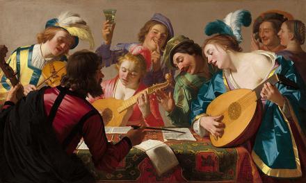 Improvisando música barroca