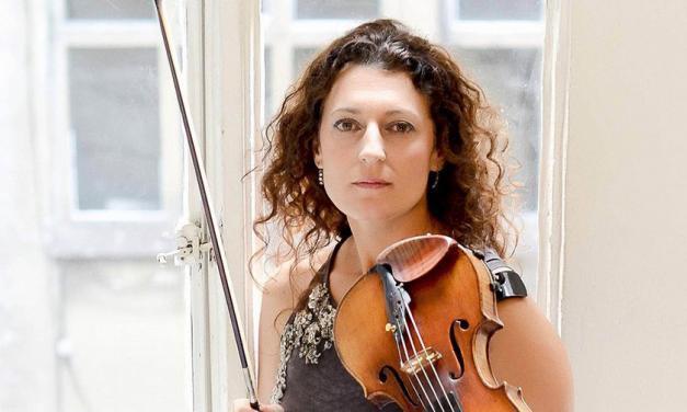 La violinista Raquel Castro impartirá clases magistrales en la Escola de Altos Estudos Musicais de Santiago de Compostela