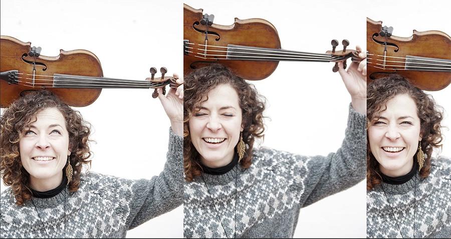 Taller de música castellana para cuerdas, con Blanca Altable, en la tienda Qarbonia
