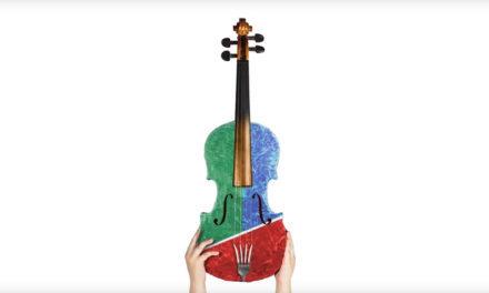 Campaña de donación de instrumentos para la Orquesta de Ecoembes
