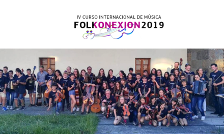 Nueva edición del Campamento y Curso Internacional de Música Folkonexion