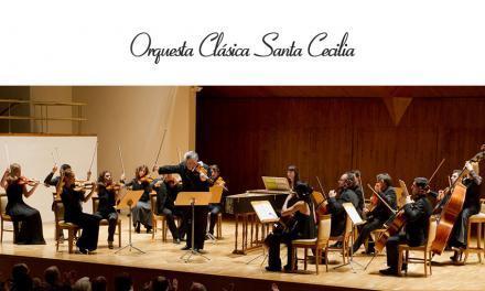 La Orquesta Clásica Santa Cecilia convoca Audiciones para cubrir puesto de violín II