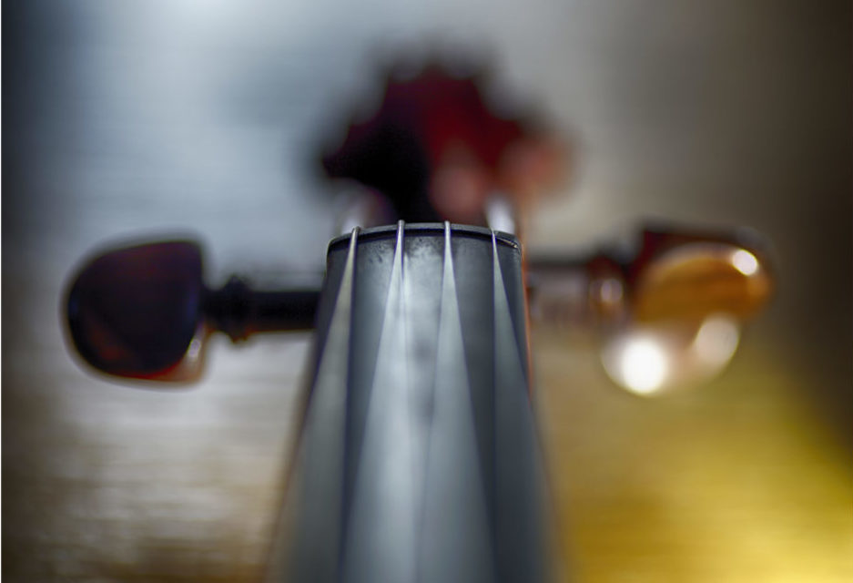 """Curso de improvisación y estilos modernos para cuerdas: """"Buscando nuevos caminos"""""""