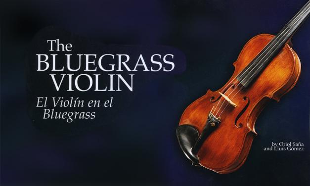"""""""Bluegrass violín"""", el libro en español para iniciarse en el estilo de moda"""