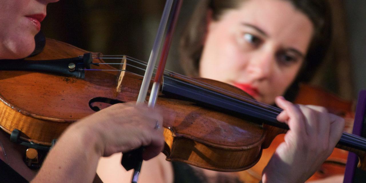 La Orquestra Simfònica Illes Balears selecciona dos violín tutti.