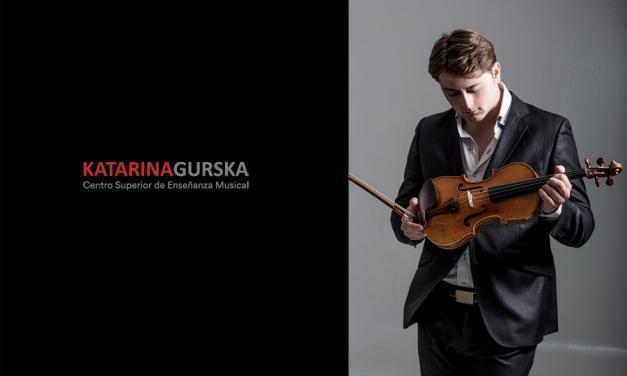 Masterclass sobre cómo afrontar una audición, en el CS Katarina Gurska