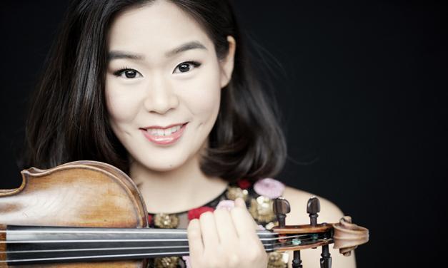 Masterclass de Esther Yoo en Violines de Luthier