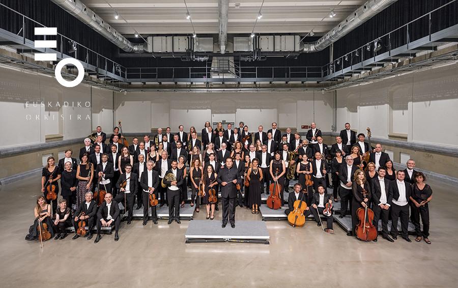 La Euskadiko Orkestra convoca audiciones para violín tutti