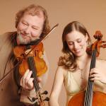 Curso de violín y chelo con Alasdair Fraser y Natalie Haas