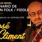 Seminario de violín folk, por José Climent
