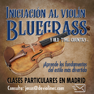 Clases de bluegrass en Madrid