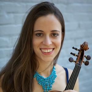 Clases de violín con Brittany Haas