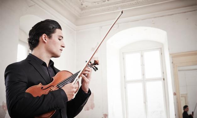 Masterclass de Erik Schumann en Violines de Luthier