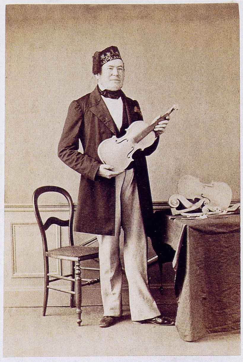 Luthier Jean-Baptiste Vuillaume