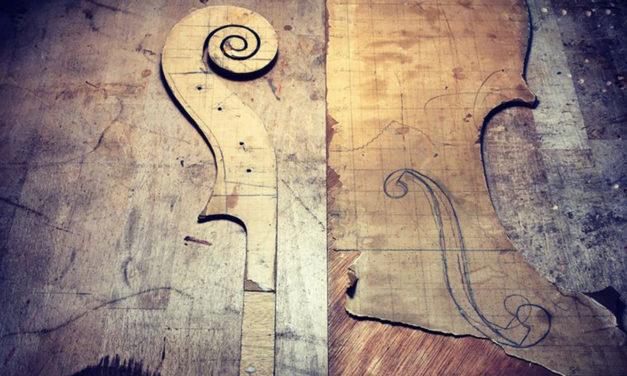 Plantillas luthier