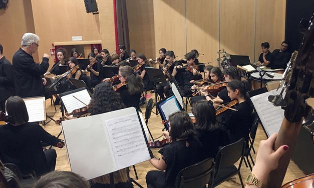La orquesta Kv2211 busca instrumentistas de cuerda de 8 a 20 años