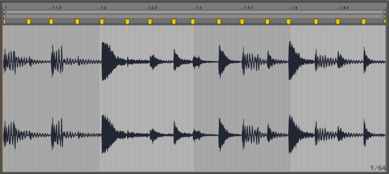 ritmo ableton live