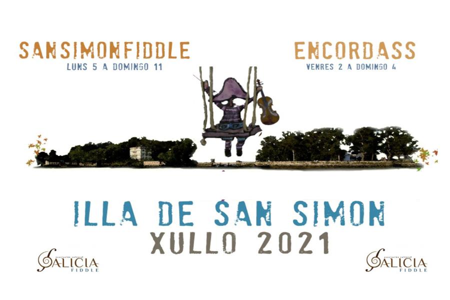 Abiertas las inscripciones de los cursos de verano de Galicia Fiddle