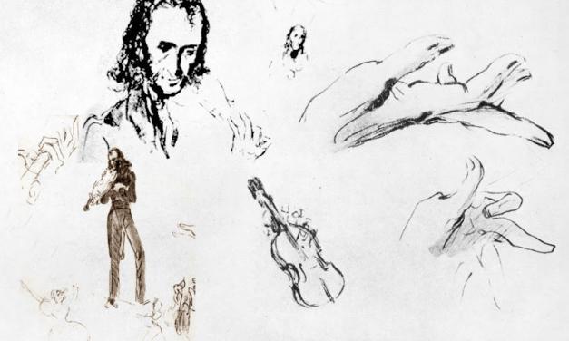 Las manos de Paganini