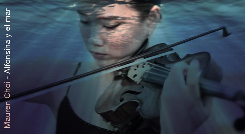 Maureen Choi  |  Alfonsina y el mar
