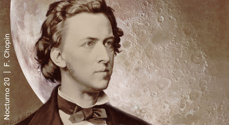 Nocturno nº 20 en Do# menor | Frédéric Chopin