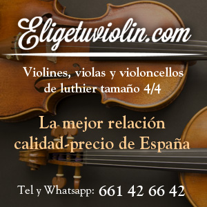 Tienda de violines