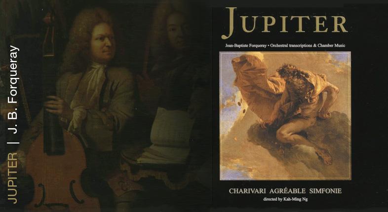 Júpiter |  J. B. Forqueray