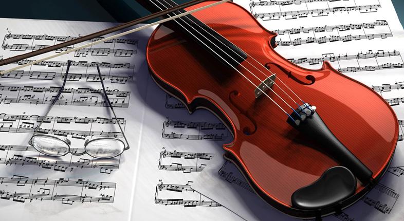 Curso para violín solista con orquesta de cuerda