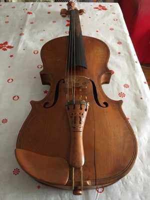 Violin 8 cuerdas JesusPepinGomez 0 Entero
