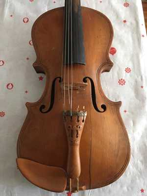 Violin 8 cuerdas JesusPepinGomez 2 Caja 0