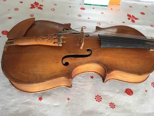 Violin 8 cuerdas JesusPepinGomez 3 Caja 1