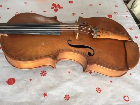 Violin 8 cuerdas JesusPepinGomez 4 Caja 2